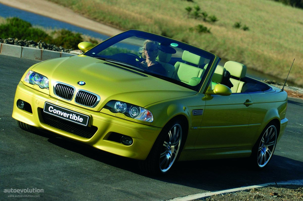 bmw m3 cabriolet e46 specs photos 2001 2002 2003. Black Bedroom Furniture Sets. Home Design Ideas