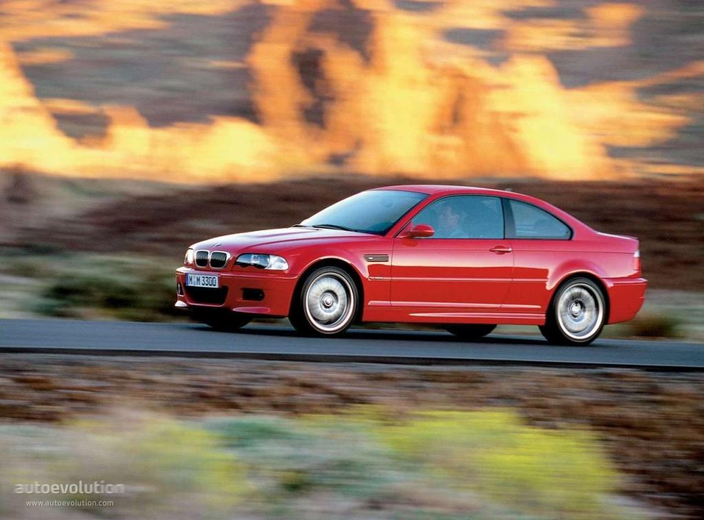 BMW M3 Coupe (E46) specs & photos - 2000, 2001, 2002, 2003 ...