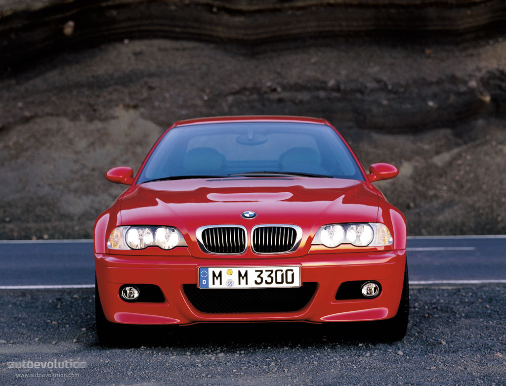 bmw e46 m3 coupe 2005