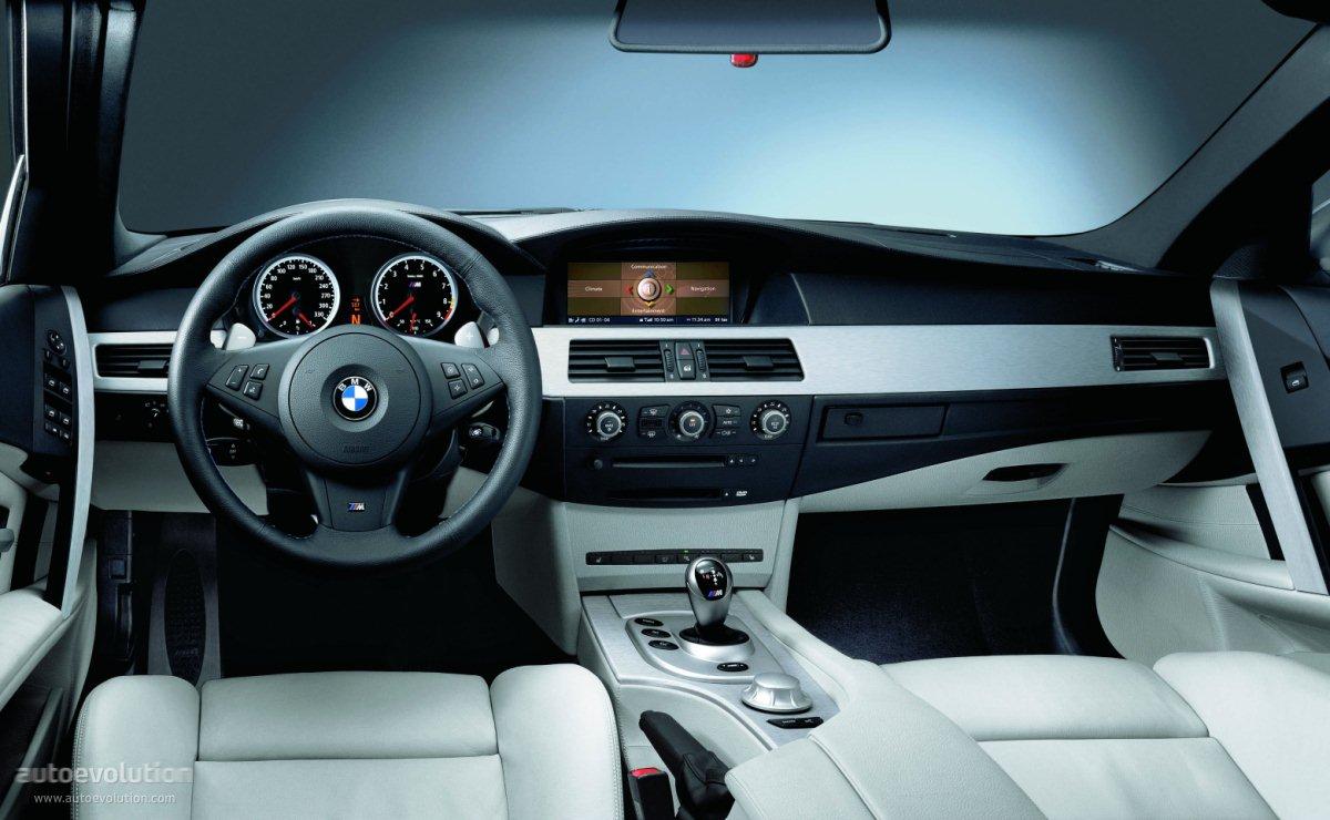 Electronic Stability Control >> BMW M5 (E60) - 2005, 2006, 2007, 2008, 2009, 2010 ...