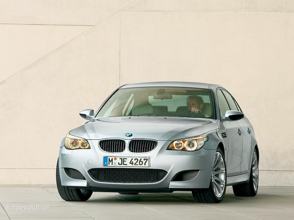 BMW M5 (E60) specs & photos - 2005, 2006, 2007, 2008, 2009 ...