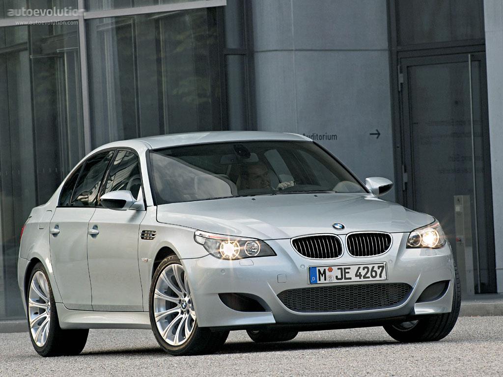 BMW M5 (E60) - 2005, 2006, 2007, 2008, 2009, 2010 ...