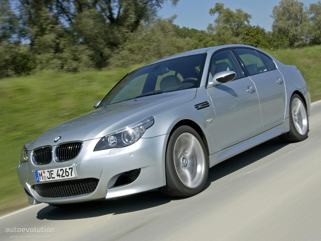 BMW M5 (E60) specs - 2005, 2006, 2007, 2008, 2009, 2010 ...