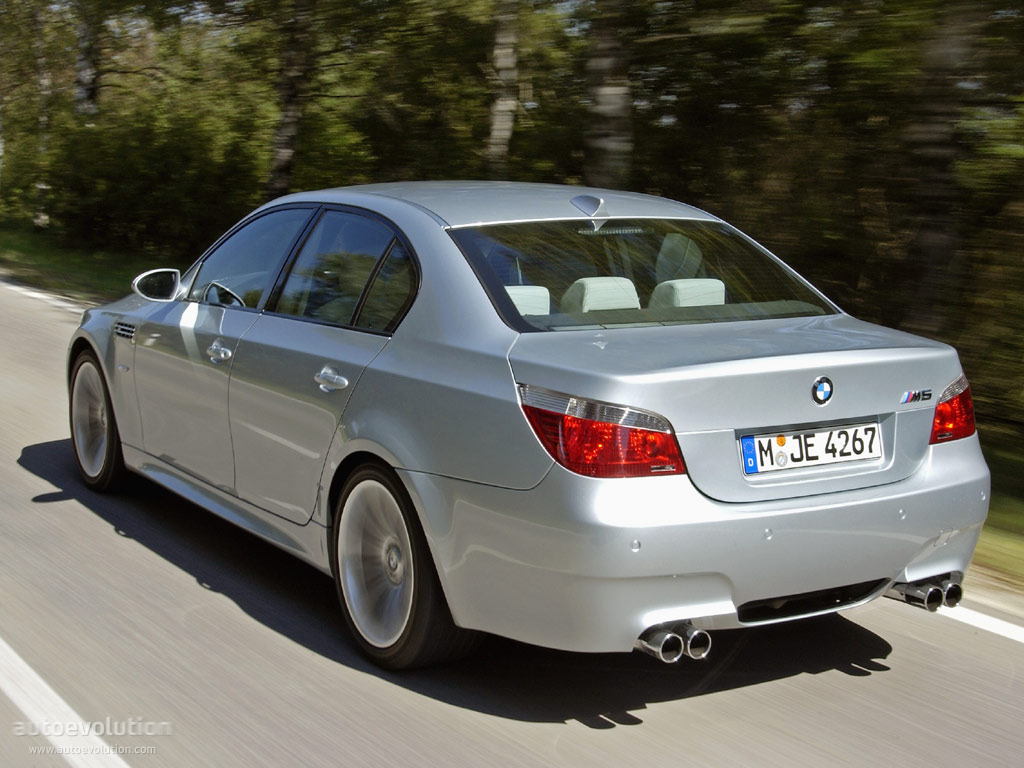 BMW M5 (E60) - 2005, 2006, 2007, 2008, 2009, 2010 - autoevolution