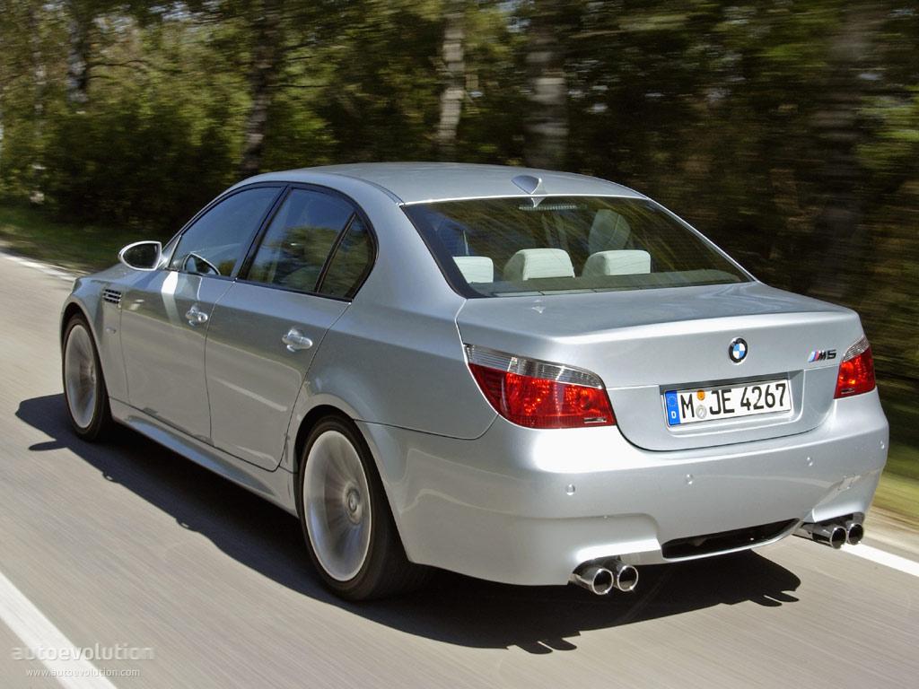 BMW M5 (E60) specs - 2005, 2006, 2007, 2008, 2009, 2010 - autoevolution