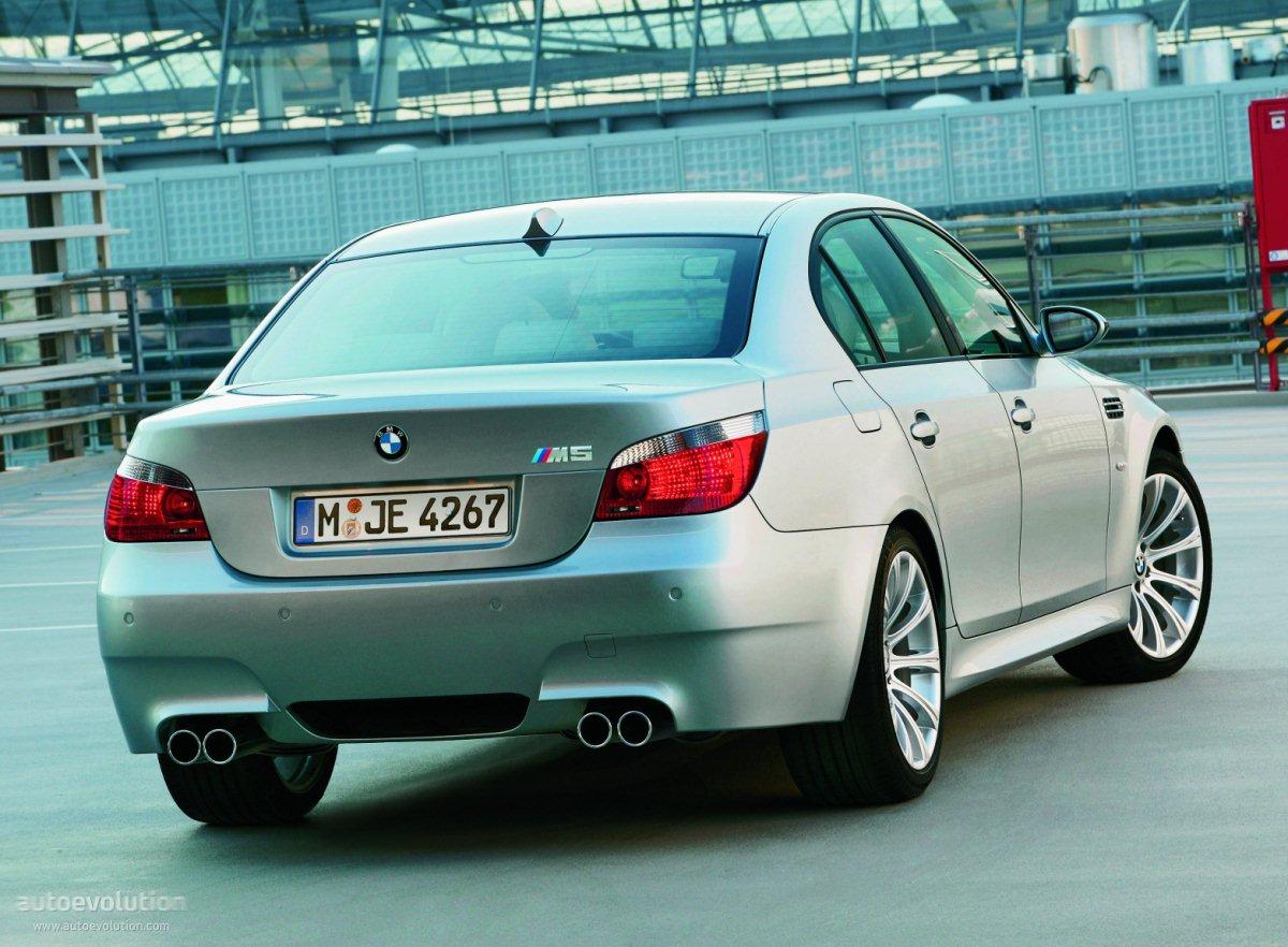BMW M5 (E60) specs & photos - 2005, 2006, 2007, 2008, 2009, 2010 ...
