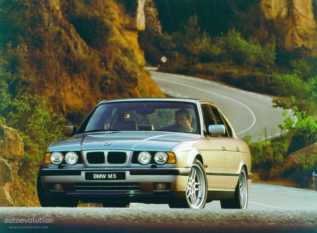 BMW M E Specs - 1990 bmw m5