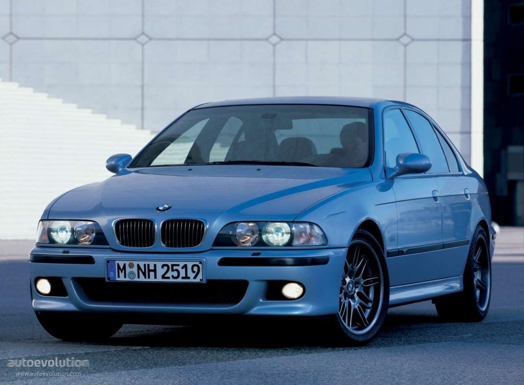 Bmw m5 e39 specs 1998 1999 2000 2001 2002 2003 2004 autoevolution