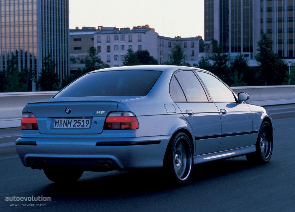 BMW M5 (E39) - 1998, 1999, 2000, 2001, 2002, 2003, 2004 ...