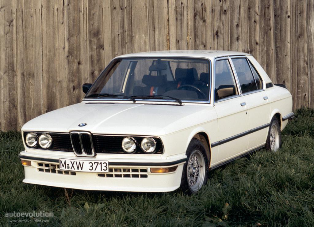 Bmw M 535i E12 Specs 1979 1980 1981 Autoevolution