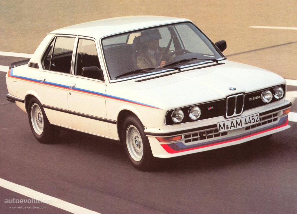 ... BMW M 535i (E12) (1979 - 1981) ...