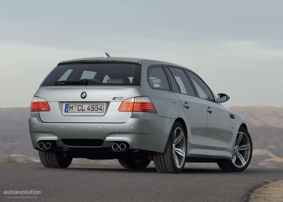 Bmw M5 Touring E61 Specs 2007 2008 2009 2010 Autoevolution
