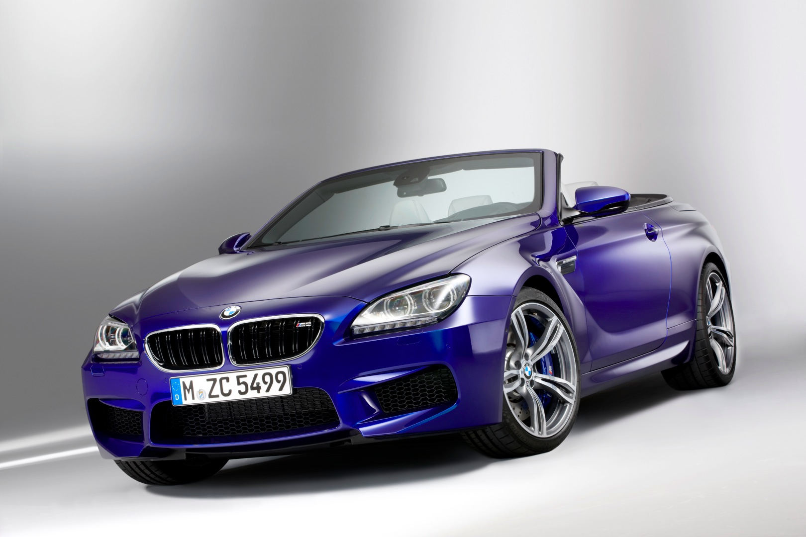 bmw m6 cabrio f12 2012 2013 2014 autoevolution. Black Bedroom Furniture Sets. Home Design Ideas