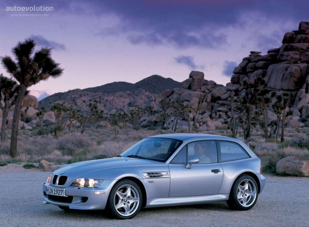 Bmw M Coupe E36 1998 1999 2000 2001 2002 Autoevolution