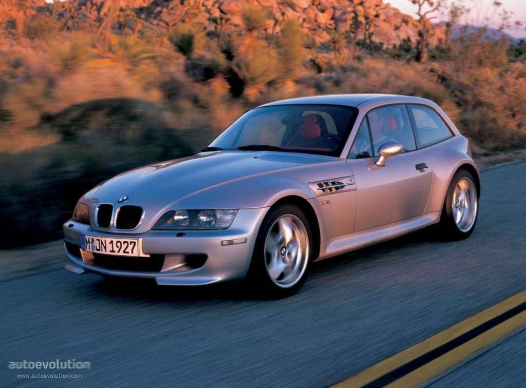 Bmw M Coupe E36 1998 1999 2000 2001 2002