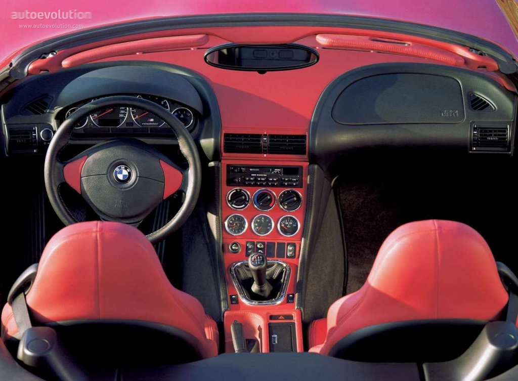 BMW M Roadster (E36) specs & photos - 1997, 1998, 1999
