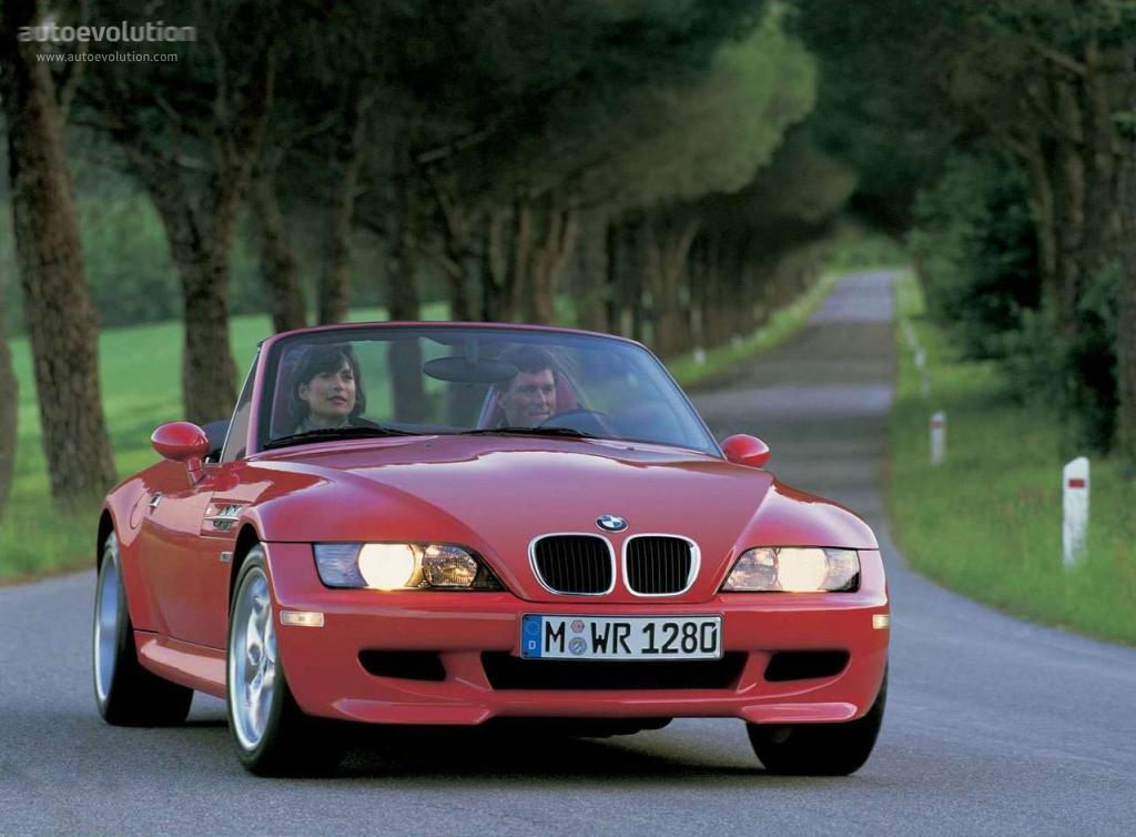 Bmw M Roadster E36 Specs Amp Photos 1997 1998 1999