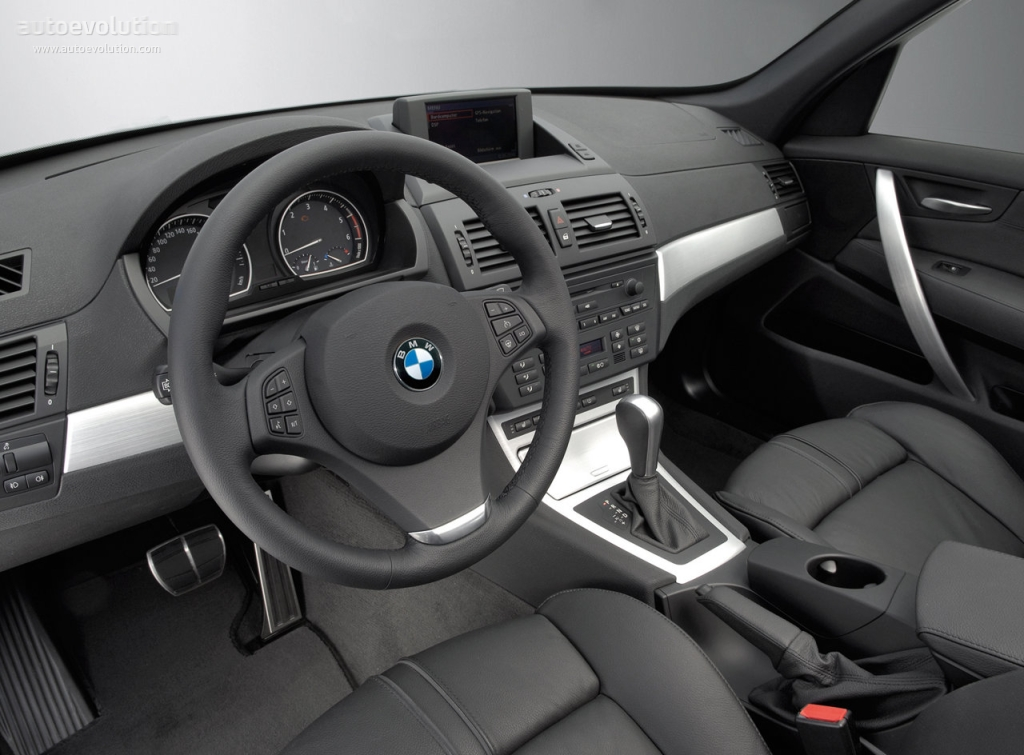 Bmw X3 E83 Specs Amp Photos 2007 2008 2009 2010