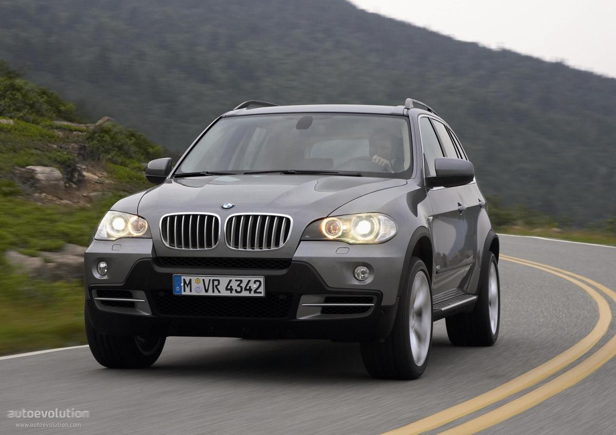 bmw x5 e70 2007 2008 2009 autoevolution. Black Bedroom Furniture Sets. Home Design Ideas