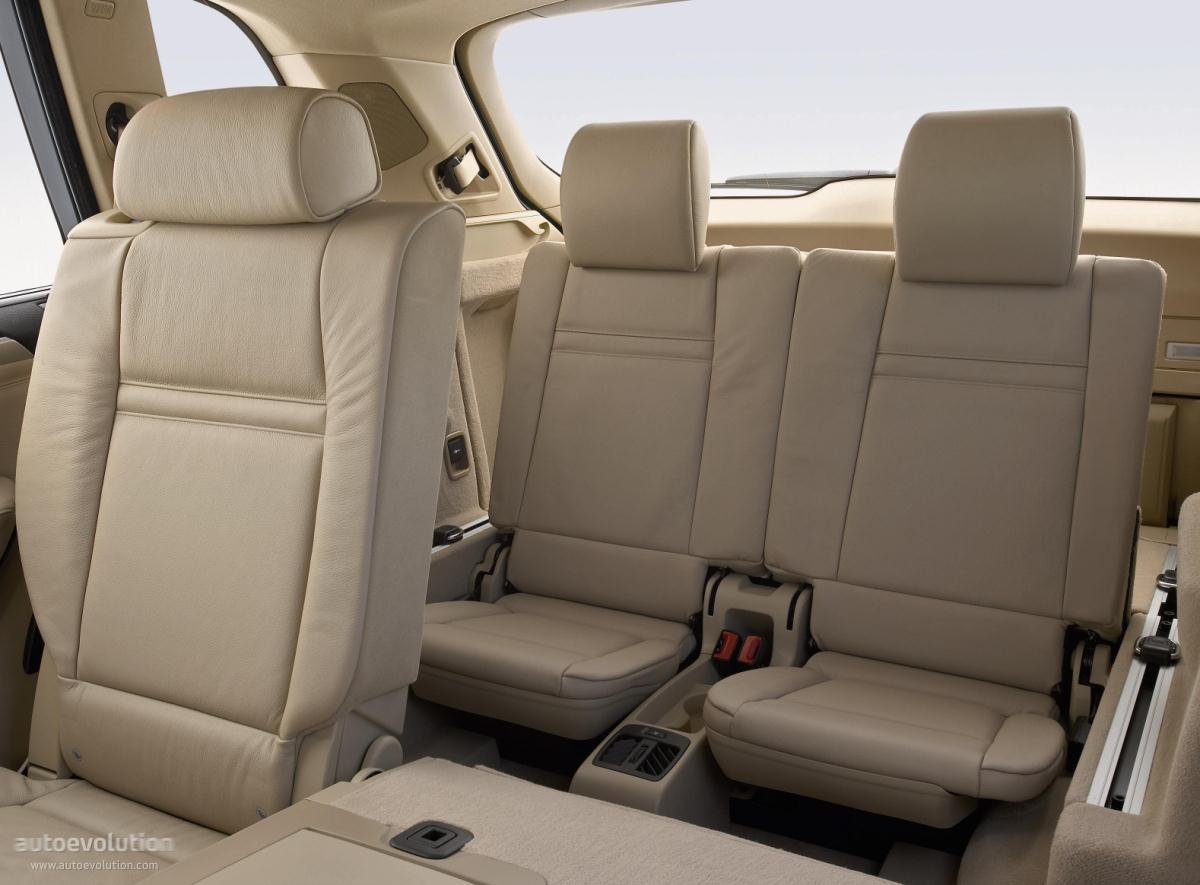 Cars With Third Row Seating >> BMW X5 (E70) - 2007, 2008, 2009 - autoevolution