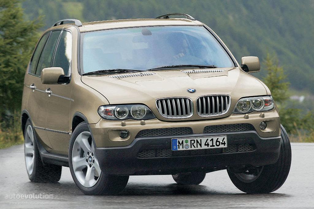 Bmw X5  E53  - 2003  2004  2005  2006  2007