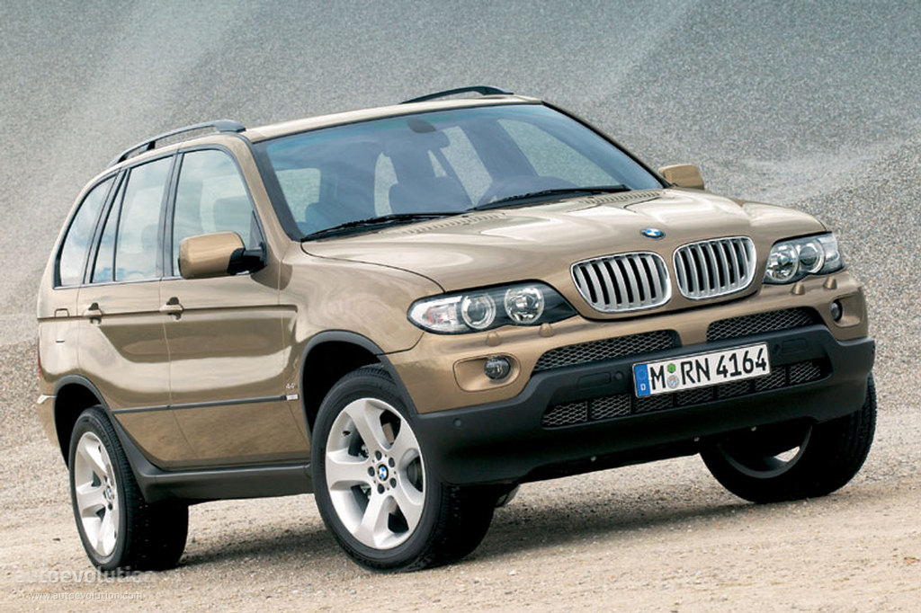bmw x5 e53 2003 2004 2005 2006 2007 autoevolution. Black Bedroom Furniture Sets. Home Design Ideas