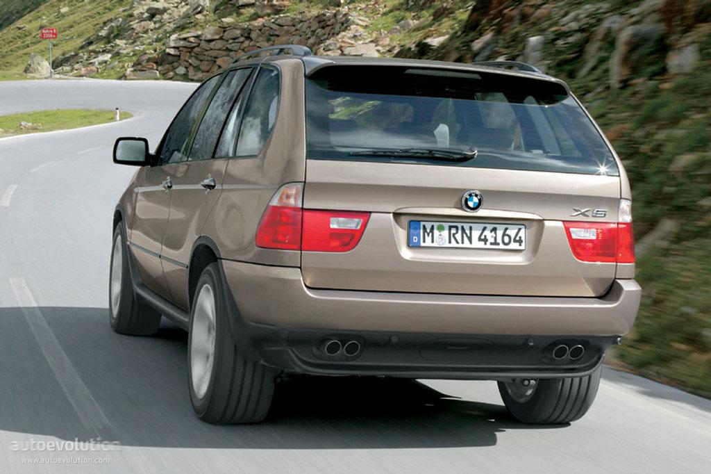 Bmw X5 E53 2003 2004 2005 2006 2007 Autoevolution