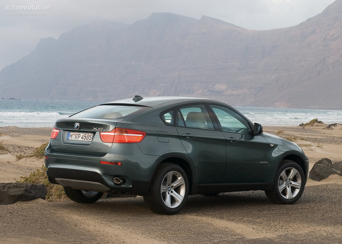 Bmw X6 E71 2008 2009 Autoevolution