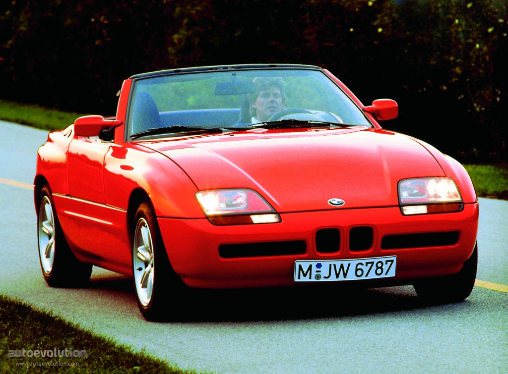 BMW Z1 (E30) specs - 1988, 1989, 1990, 1991 - autoevolution
