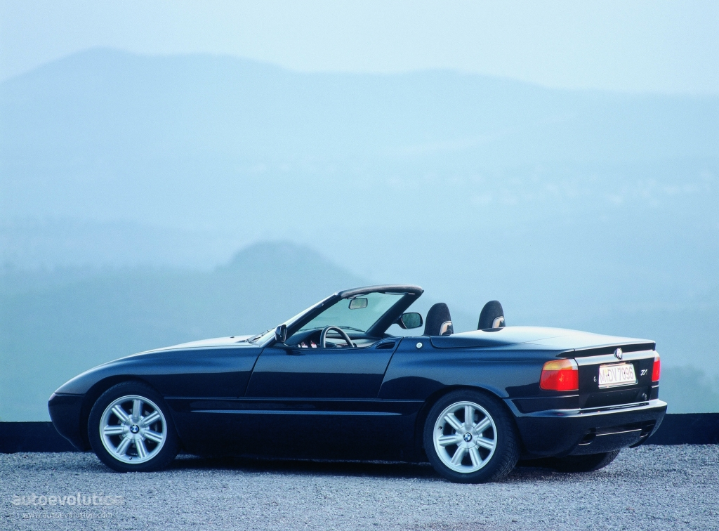 Bmw Z1 E30 Specs 1988 1989 1990 1991 Autoevolution