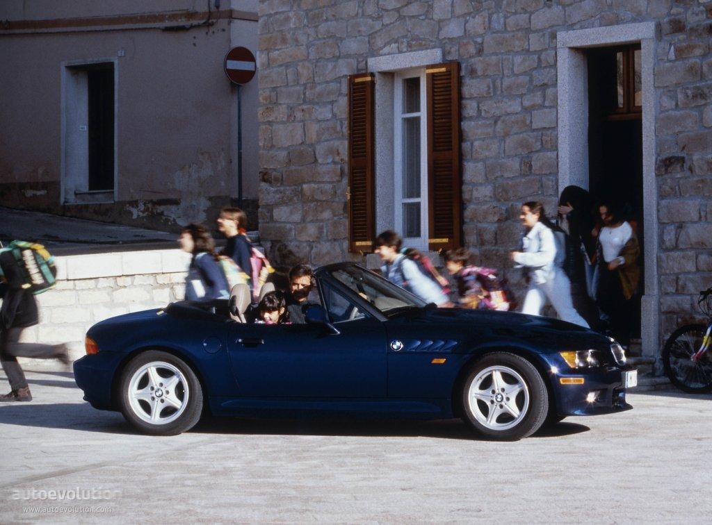 Bmw Z3 Roadster E36 1996 1997 1998 1999 2000 2001 2002 2003 Autoevolution