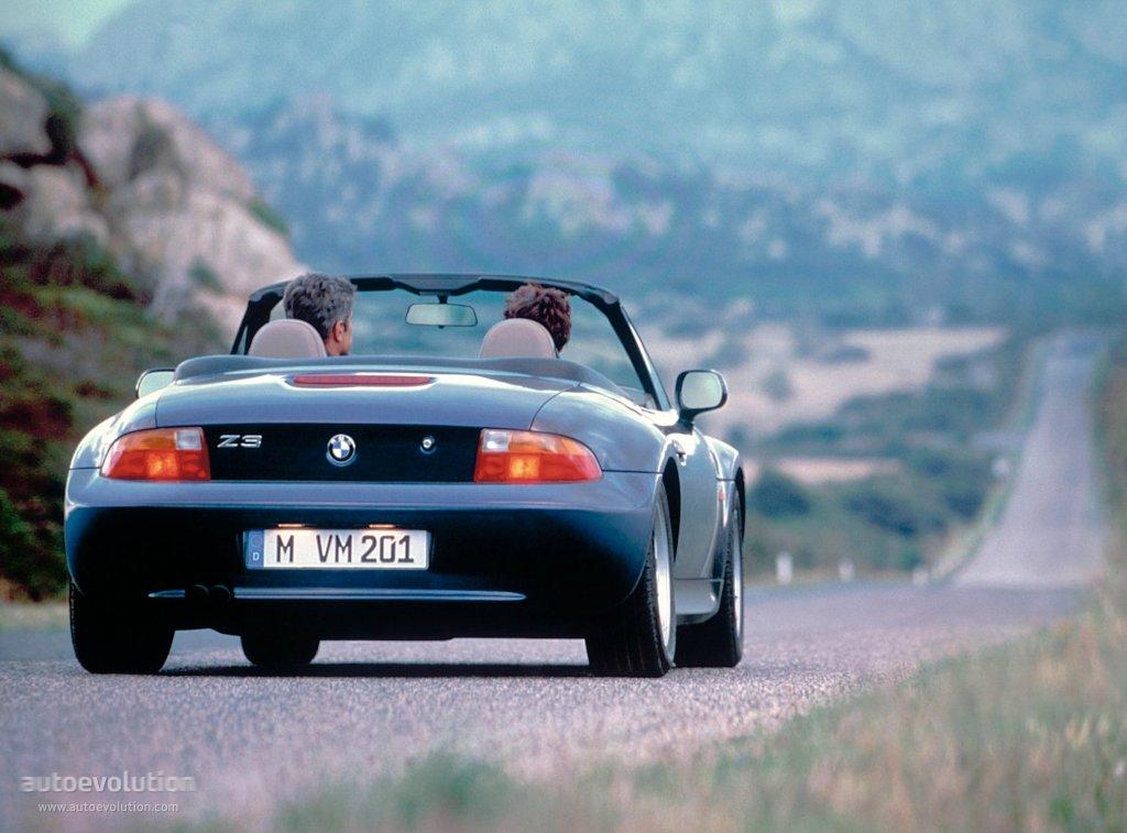Bmw Z3 Roadster E36 1996 1997 1998 1999 2000 2001