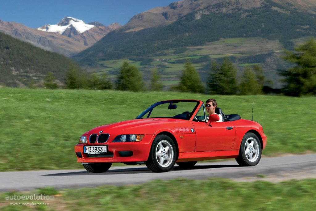 Bmw Z3 Roadster E36 Specs 1996 1997 1998 1999 2000 2001 2002 2003 Autoevolution