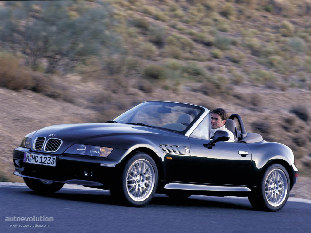 Bmw Z3 Roadster E36 1996 1997 1998 1999 2000 2001 2002 2003 Autoevolution