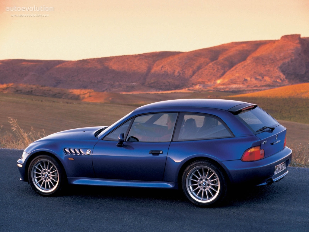 Bmw Z3 Coupe E36 1998 1999 2000 2001 2002 Autoevolution