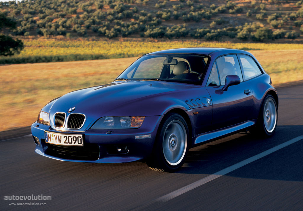 BMW Z3 Coupe (E36) specs - 1998, 1999, 2000, 2001, 2002 ...