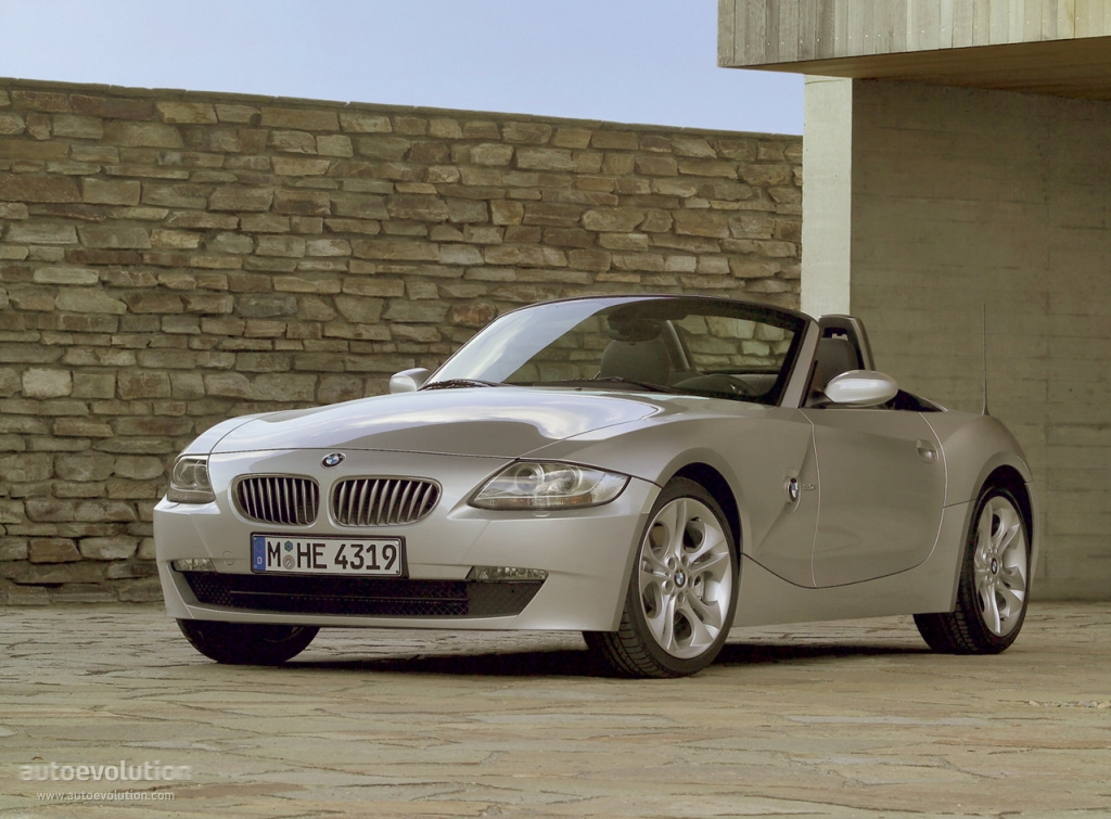 Bmw Z4 Roadster E85 2006 2007 2008 2009 Autoevolution