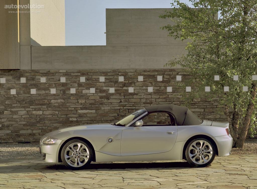 bmw z4 roadster e85 specs 2006 2007 2008 2009 autoevolution. Black Bedroom Furniture Sets. Home Design Ideas