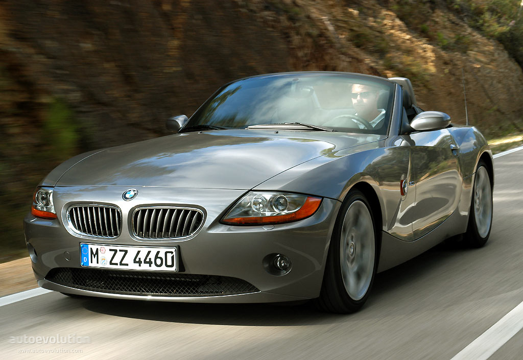 Bmw Z4 E85 2002 2003 2004 2005 2006 Autoevolution