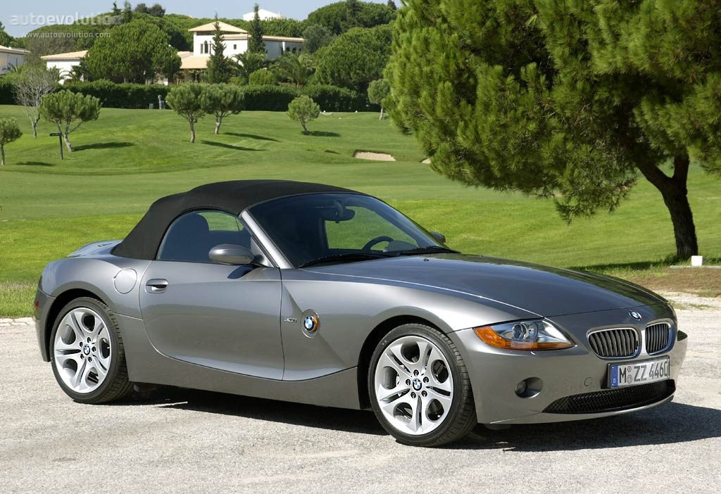 bmw z4 e85 specs photos 2002 2003 2004 2005 2006 autoevolution. Black Bedroom Furniture Sets. Home Design Ideas