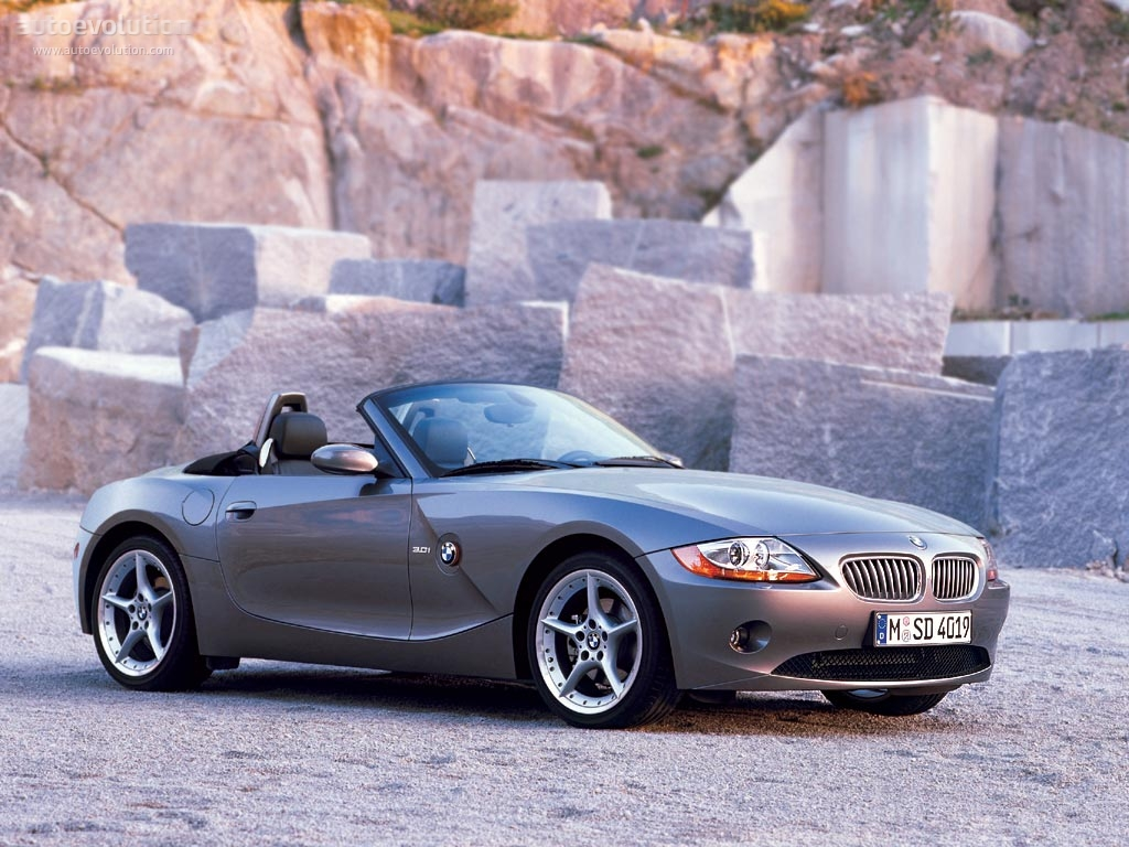 BMW Z4 (E85) - 2002, 2003, 2004, 2005, 2006 - autoevolution