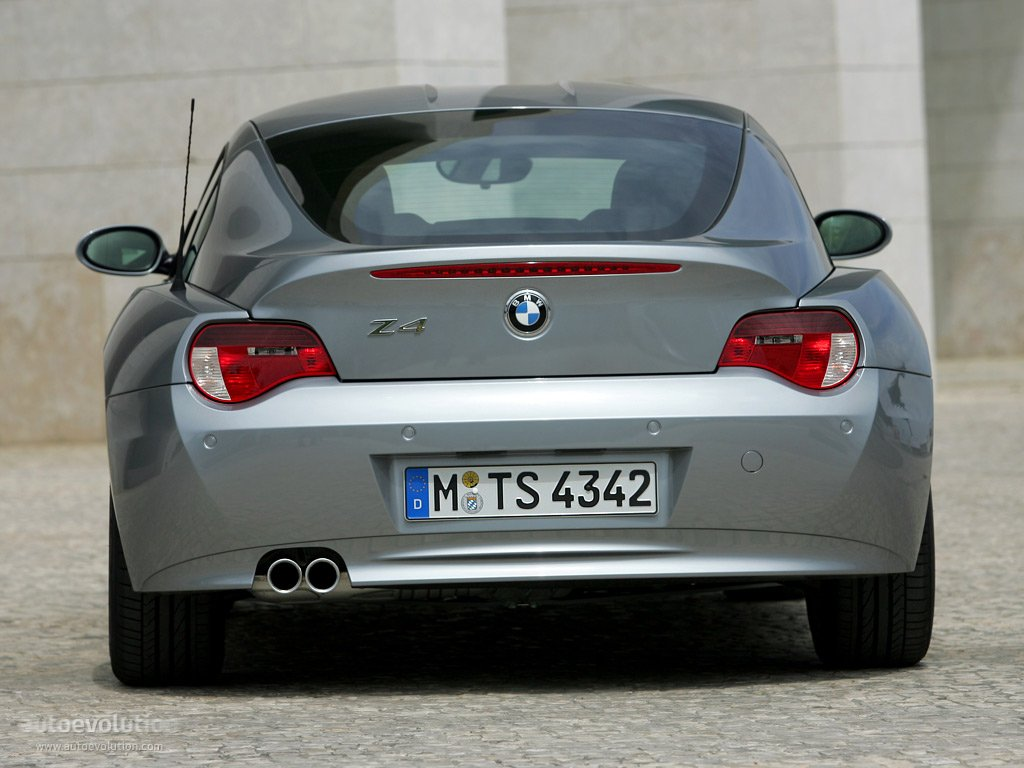 BMW Z4 Coupe (E86) specs - 2006, 2007, 2008, 2009 - autoevolution