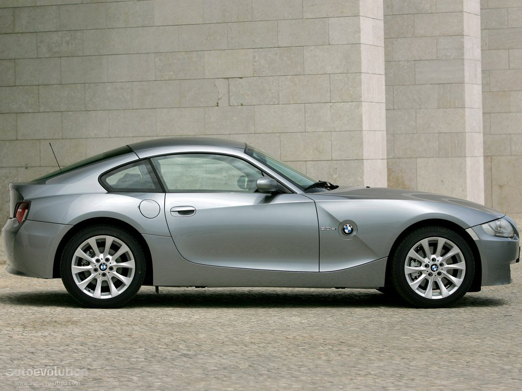 Bmw Z4 Coupe E86 Specs 2006 2007 2008 2009 Autoevolution