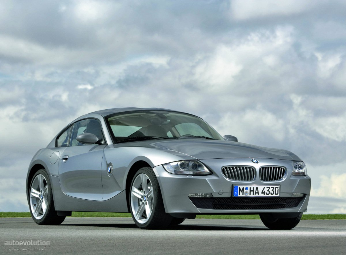 Bmw Z4 Coupe E86 2006 2007 2008 2009 Autoevolution