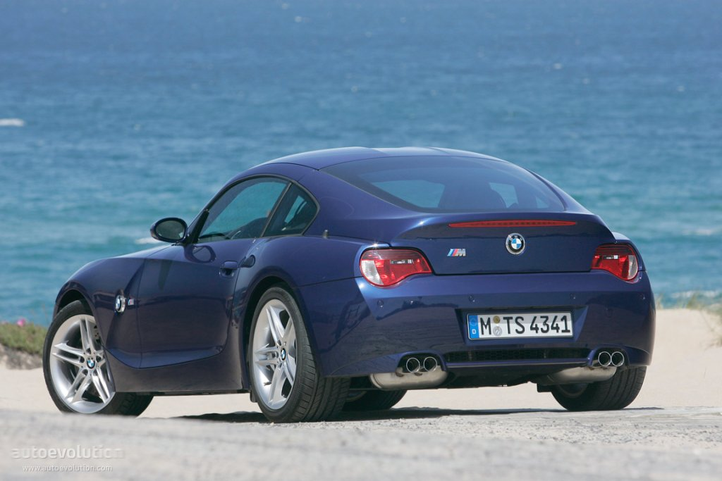 Bmw Z4 M Coupe E86 Specs Amp Photos 2006 2007 2008 2009 Autoevolution