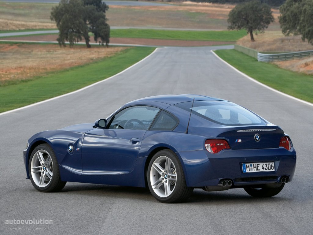 BMW Z4 M Coupe (E86) specs - 2006, 2007, 2008, 2009 ...
