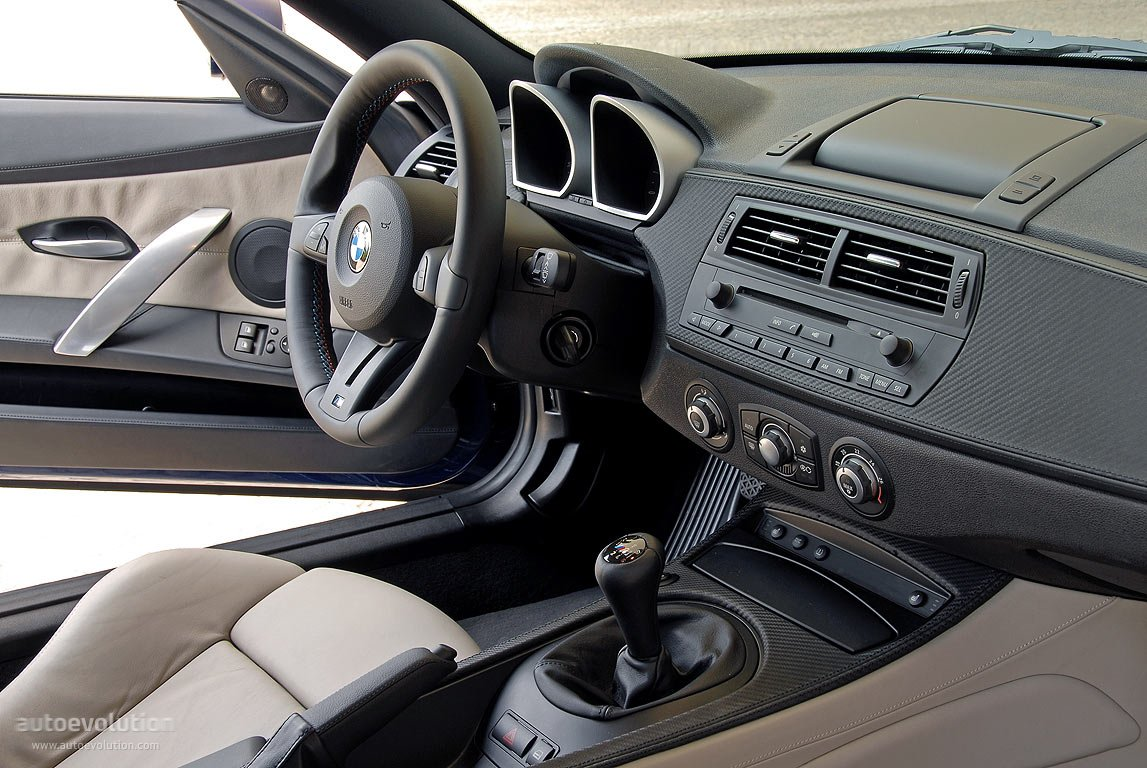 Bmw Z4 M Coupe E86 Specs Amp Photos 2006 2007 2008