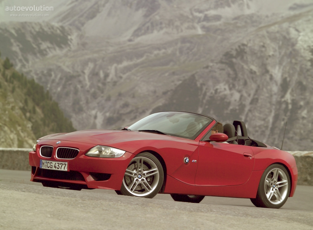 Bmw Z4 M Roadster E85 Specs 2006 2007 2008 2009 Autoevolution