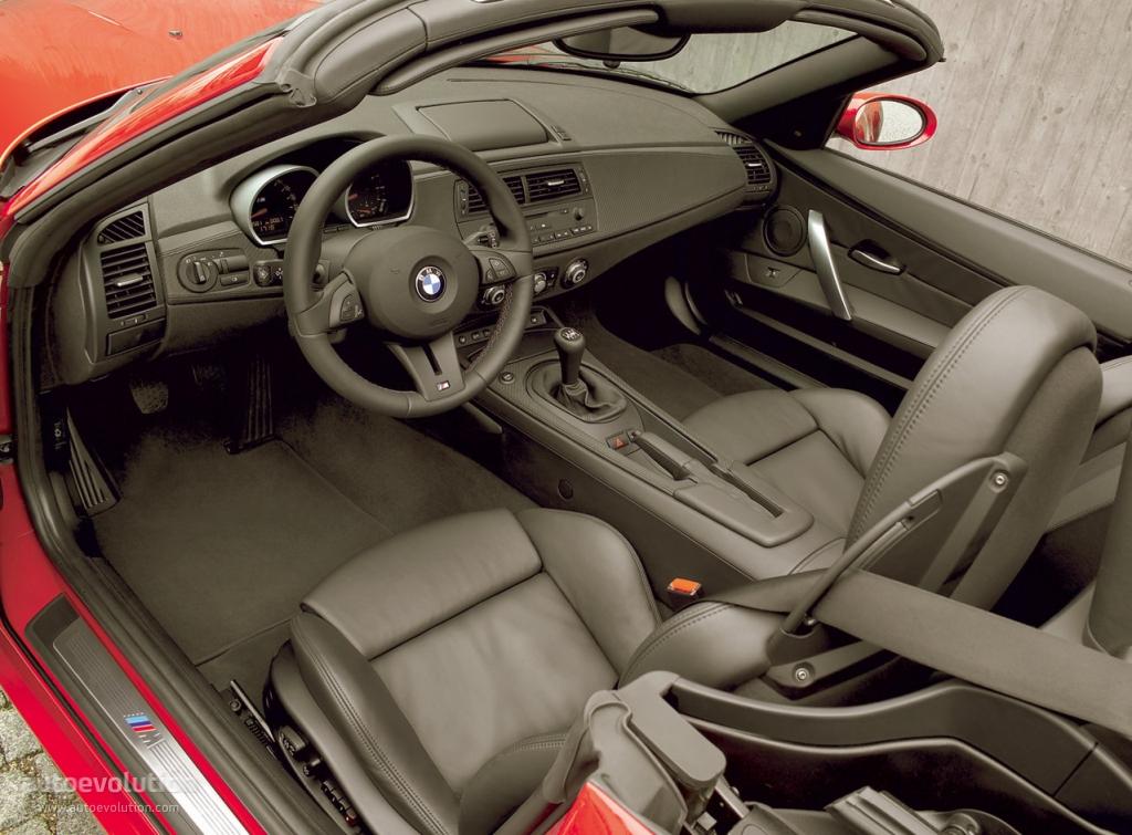 Bmw Z4 M Roadster E85 2006 2007 2008 2009