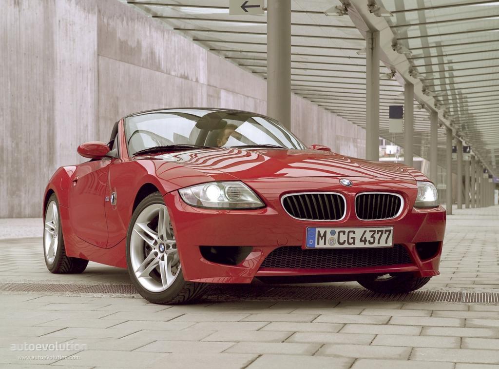 Bmw Z4 M Roadster E85 Specs 2006 2007 2008 2009